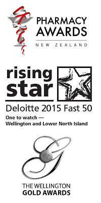 2013 Wellington Gold Awards and Deloitte 2015 Fast 50 Awards