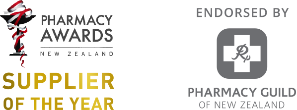 New Zealand Pharmacy Awards 2018 and endorsed by the Pharmacy Guild of New Zealand