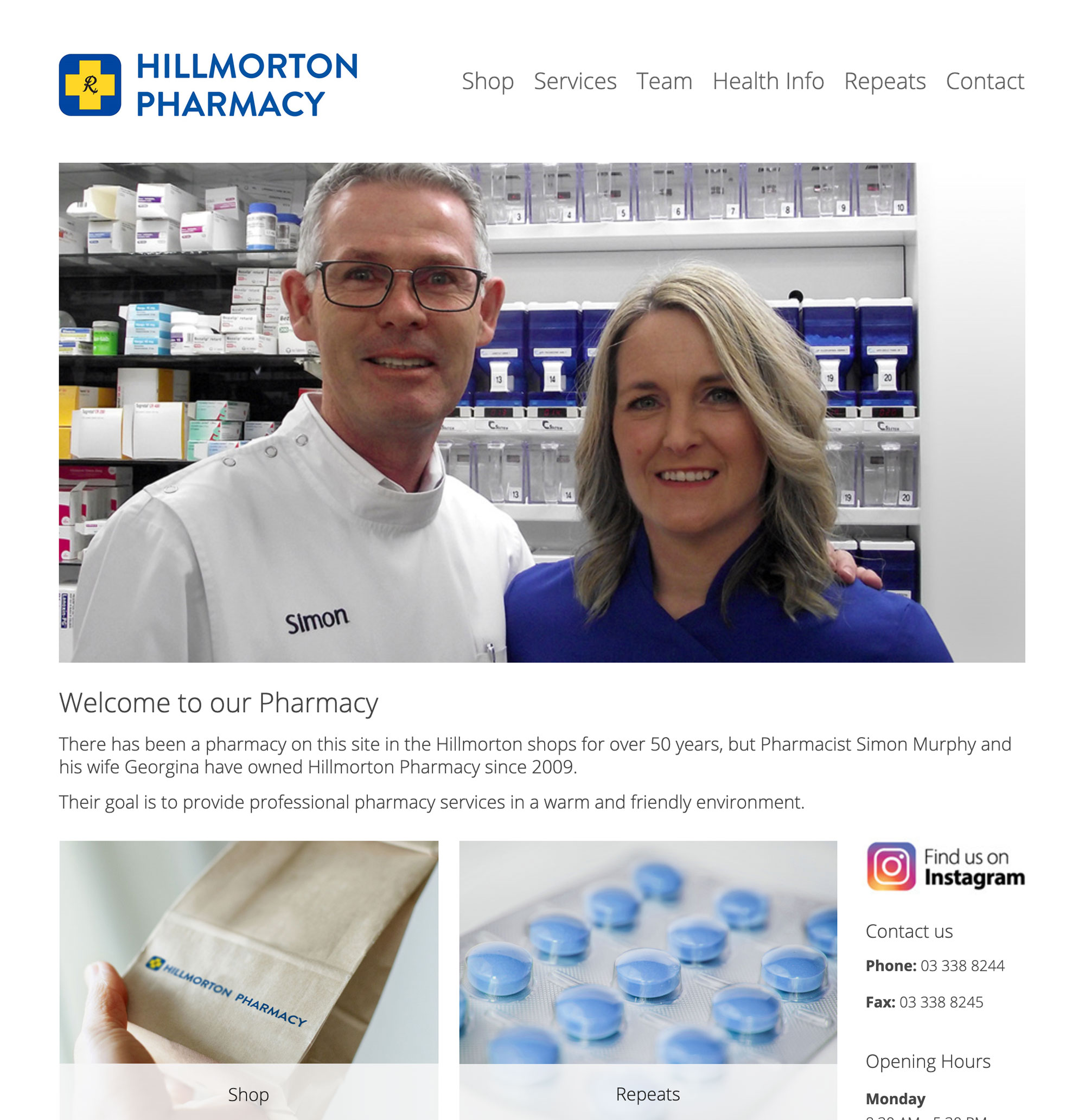 Hillmorton Pharmacy