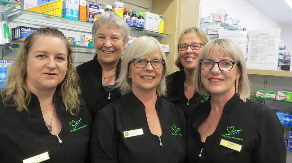 Michelle Allen - Greytown Pharmacy