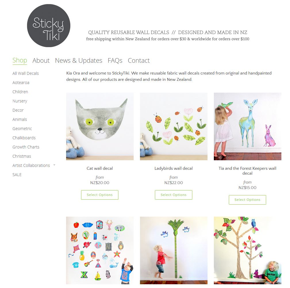 Your online homeware and garden store