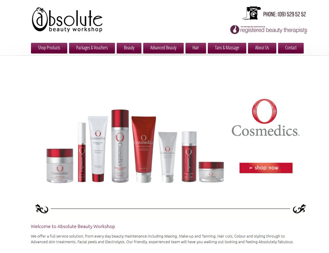 Your online health and beauty store